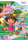 Dora the Explorer: Dora's Big Birthday Adventure WII