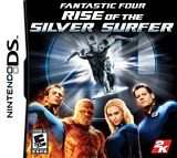 Fantastic 4: Rise of the Silver Surfer NDS
