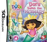 Dora the Explorer: Dora Saves the Mermaids NDS