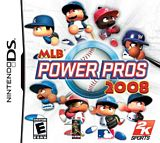 Major League Baseball Power Pros 2008 NDS