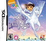 Dora Saves the Snow Princess NDS