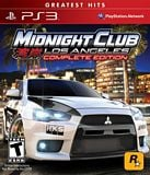 Midnight Club: Los Angeles Complete Edition GH PS3