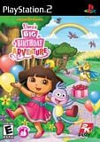 Dora the Explorer: Dora's Big Birthday Adventure PS2
