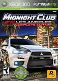Midnight Club: Los Angeles Complete Edition (Platinum Hits) Xbox 360