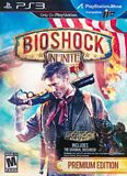 BioShock Infinite: Premium Edition PS3