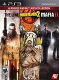 Rogues and Outlaws Collection (Spec Ops The Line, Borderlands 2, Mafia II) PS3