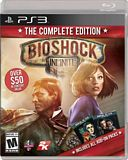 Bioshock Infinite: The Complete Edition PS3