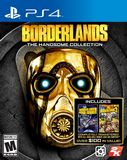 Borderlands: The Handsome Collection (LATAM) PS4