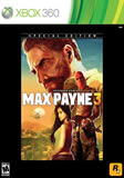 Max Payne 3: Special Edition Xbox 360