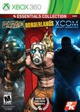 2K Essentials Collection (Bioshock, Borderlands, Xcom Enemy Unkown) Xbox 360