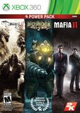 2K Power Pack Collection (Mafia II, Bioshock 2, Darkness) Xbox 360