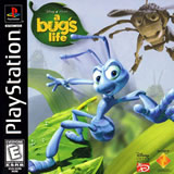 A Bug's Life PS