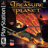 Disney's Treasure Planet PS