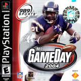 NFL GameDay 2004 PS