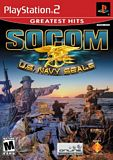 Socom (Without Headset) PS2