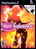 Eye Toy Groove (No Camera) PS2
