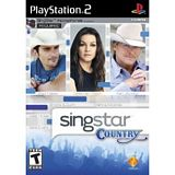 Singstar Country (Game Only) PS2