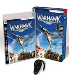 Warhawk w/Bluetooth Headset (Online Only) PS3