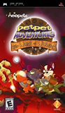 Neopets PetPet Adventures Wand of Wishing PSP