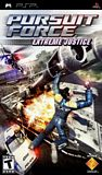 Pursuit Force 2: Extreme Justice PSP