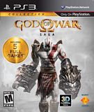 God Of War Saga (Sleeve Only-NFR) PS3