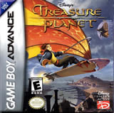 Disneys Treasure Planet GBA