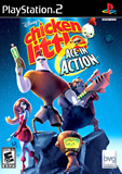 Chicken Little: Ace In Action PS2