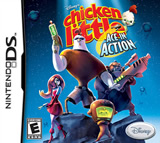 Chicken Little: Ace In Action NDS