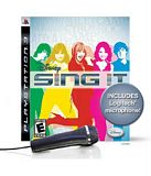Disney Sing It Bundle with Microphone PS3