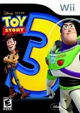 Toy Story 3: The Video Game WII