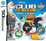 Club Penguin: Elite Penguin Force: Herbert's Revenge NDS