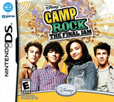 Camp Rock Final Jam NDS