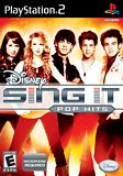 Disney Sing It: Pop Hits PS2