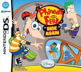 Phineas and Ferb Ride Again NDS