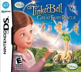Disney Fairies: Tinkerbell and the Great Fairy Rescue NDS