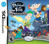 Phineas and Ferb: Across the 2nd Dimension NDS