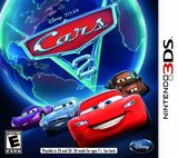 Cars 2: The Video Game 3DS