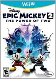 Disney Epic Mickey 2: The Power of Two Wii-U
