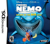 Finding Nemo: Escape To The Big Blue NDS