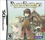 Rune Factory Fantasy Harvest Moon NDS