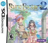 Rune Factory 2: A Fantasy Harvest Moon NDS