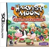 Harvest Moon Frantic Farming NDS