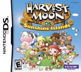 Harvest Moon: Sunshine Islands NDS