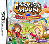 Harvest Moon: Grand Bazaar NDS