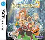 Rune Factory 3: A Fantasy Harvest Moon NDS