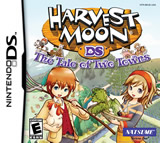Harvest Moon: Tale of Two Towns NDS