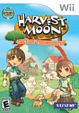 Harvest Moon: Tree of Tranquility WII