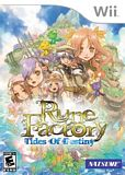 Rune Factory: Tides of Destiny WII