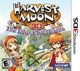 Harvest Moon: Tale of Two Towns 3DS