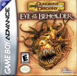 Dungeons & Dragons: Eye of the Beholder GBA